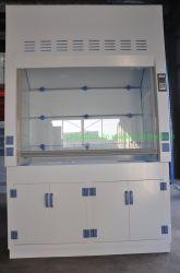 標準タイプPPの実験室の発煙のフード1500mmの広いポリプロピレンの腹を立てるキャビネット