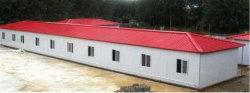 Промышленные сборных предварительно созданный металлической структурной стальной каркас кузова строительство сегменте панельного домостроения в гараже на заводе рабочее совещание склада