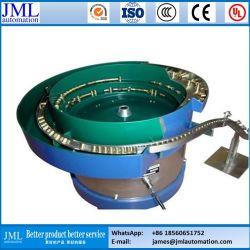 Alimentador de piezas de hojas de metal personalizados vibración del sistema de disco, disco de vibración, Dispositivo de alimentación automática, el vibrador lineal, el alimentador de vibración Bowl