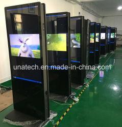 Double-Face intérieure de l'écran numérique AD SUPPORT MONITEUR LCD vidéo Kiosque player