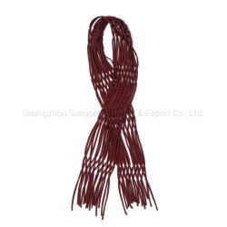 Bekleidungszubehör, Hand-Woven Riemen, Schals, die Form-Zubehör, die für Kleidung der Frauen geeignet sind, kann angepasst werden