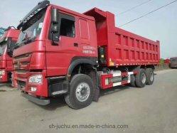 Utilisé Sinotruk 375 371 6*4 8*4 HOWO camion à benne benne