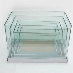Todos os tipos de vidro do tanque de peixes de aquário de vidro