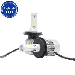 Elevadores eléctricos de iluminação automática S2 Luzes LED 36W 8000lm 3 Kit de Conversão de carro Lateral levou as luzes do veículo