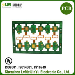 La FPC fábrica OEM flexible de circuito impreso PCB Asamblea