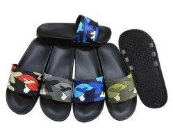 OEM 맞춤형 블랙 슬라이드 신발 샌들 PVC 슬리퍼