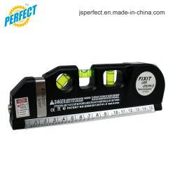 Nivel láser nuevo Vertical Horizon cinta de medir con láser de 2 puntos