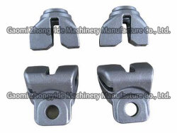 Foundry Price تخصيص الكربون & Alloy الصلب الماكينات قطع الغيار الدقة طبقات