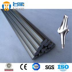Aleación de alta calidad de grado 2 de la barra de Titanio/metro/varilla