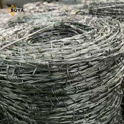 Het Tianjin Gegalvaniseerde Prikkeldraad van de Veiligheid/het het Gegalvaniseerde Decoratieve Schermen van het Prikkeldraad/Netwerk van het Prikkeldraad