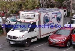 Chariot les unités de réfrigération pour les véhicules électriques