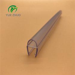 Accesorios de baño ducha puerta de vidrio resistente al agua Burlete perfil de PVC