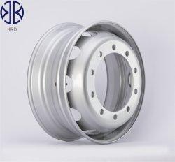 """8.25X22,5 бескамерные шины погрузчика разгрузки прицепа (22,5""""дюймов) для 11r22,5 Шины Шины стальной колесный диск"""