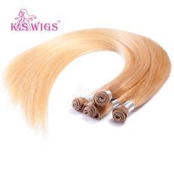 Clase más alta unión Remy de amarre de mano Secador de cabello humano.
