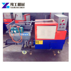 Bespuitende Machine van het Mortier van het Cement van China de Multifunctionele