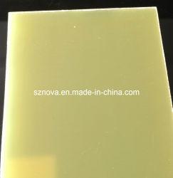 G11 de laminado de fibra de vidrio epoxi con CTI 600V