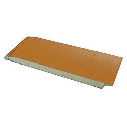 차고 도어 패널 - - 평활화/평활화