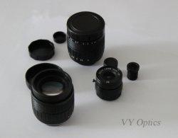 Популярные 3MP M12 фиксированная плата CCTV для объектива камеры безопасности