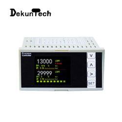 Dk28h8dのTrueColor LCD二重ループPidカーブの温度プロセスコントローラ