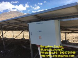 Netzverteilungs-Kasten mit 1000V 3 Pole Blitzschutz