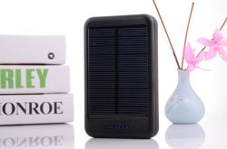 Solar Battery Charger 9000mAh Emergency Charger for iPad Smartphones