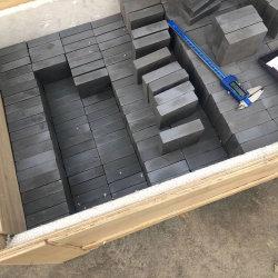 Het Blok van de Tegel van het Carbide van het Silicium van de Hittebestendigheid voor het Knipsel van het Malen