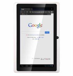 Boxchip A13 de 7 pouces écran tactile 4 Multi-Points Android Tablet PC