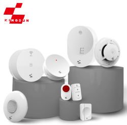 2021 새로운 스타일의 보안 시스템 스마트 WiFi 게이트웨이 홈 시스템