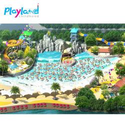 De in het groot Pool van de Golf van de Apparatuur van het Spel van het Water van het Park Aqua