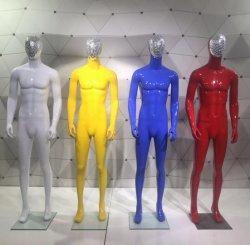Fabricant de fibre de verre de couleur blanc mat de mannequin mâle