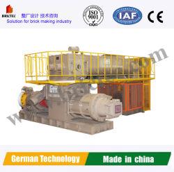 L'argile La fabrication de briques de boue formant la machine de l'extrudeuse (JKY 50E)