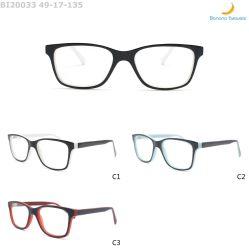 유행 매우 가벼운 고전적인 Retro 정연한 주입 Eyewear 광학 프레임