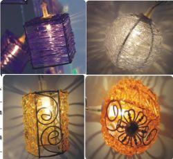 Lightframe lanterne en acrylique