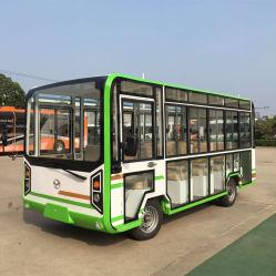 리튬 건전지를 가진 전기 19 Seater 관광 버스