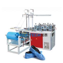 Automatische PE en CPE de Plastic Beschikbare Dekking die van de Schoen Machine maken