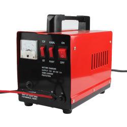 6V/12V портативный красный и черный автомобильного аккумулятора зарядное устройство