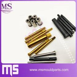 Piercing Punch HSS carimbar as peças do molde M2 Punção perfurantes pino DIN9861 D Punch Padrão