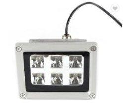 مصباح LED لإعادة اكتشاف الأشعة فوق البنفسجية 110-260 فولت 405nm لمصباح LED لاتفاقية مستوى الخدمة طابعة DLP ثلاثية الأبعاد
