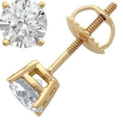 زركون حلول لولبيّة مع نوع ذهب يصفّى مجوهرات منتوجات لأنّ نساء وبنت حل