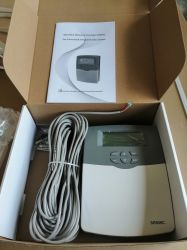 Intelligent haute pression du contrôleur de chauffe-eau solaire SR609c