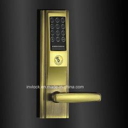 Appartamento Combination Code Door Lock con MIFARE Card (MR-INV2008A-PB)
