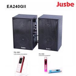 Ea240g pädagogisches fehlerfreies Klassenzimmer Audioc$selbst-verstärker Lautsprecher der Lautsprecher-5.5inch