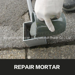 Morteros de reparación de Hormigón Polímero Productos químicos en polvo Redispersible mezclas.