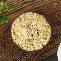 Extracto de jengibre cultivadas orgánicamente de jengibre en polvo o en escamas