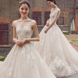 يتيح أسلوب يفصل شريط متواضع زفافيّ عرس ثوب