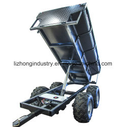 ATV를 위한 트레일러, 중국 ATV 트레일러, ATV 농장 트레일러, 단 하나 차축 트레일러