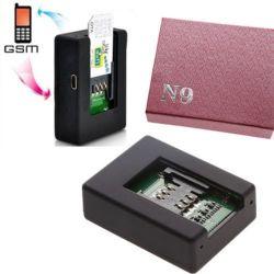 N9 drahtloser G/M hören Audioprogrammfehler-Überwachung-Einheit Vierradantriebwagen-Band, das Audiostimme SIM Karten-Spion-Ohr-Programmfehler entdecken