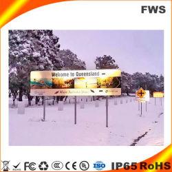 P5 (P6 P8 P10) Openlucht anti-Lage LEIDENE van de Temperatuur Vertoning