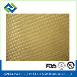 С покрытием из политетрафторэтилена кевлара из арамидного ткань