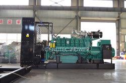 2000KW 2200KW 2400 квт Googol генераторная установка дизельного двигателя